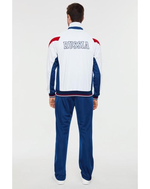 Спортивный костюм эластик Россия