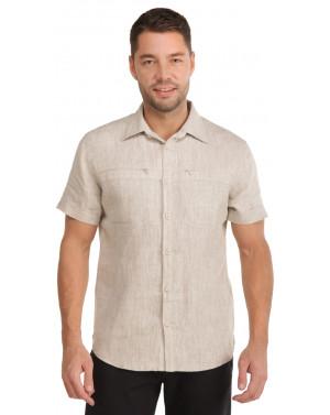 Рубашка из льна Tagerton