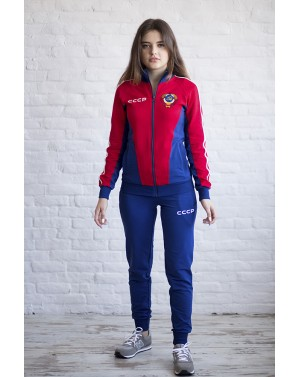 Женский трикотажный костюм СССР