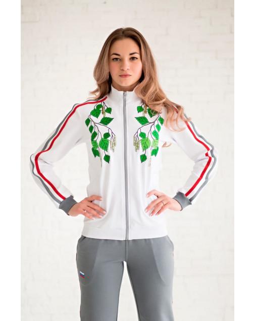 Женский спортивный костюм Березка