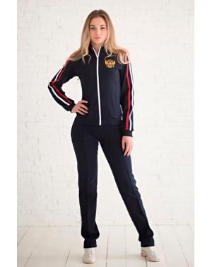Женский спортивный костюм, Россия