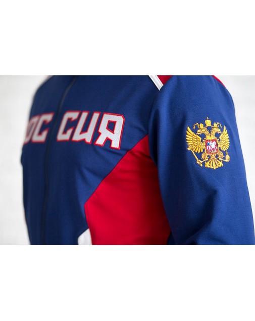 СПОРТИВНЫЙ КОСТЮМ RUSSIA НОВАЯ КОЛЛЕКЦИЯ